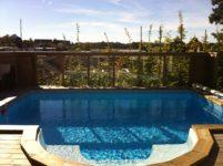 gräva pool för hand